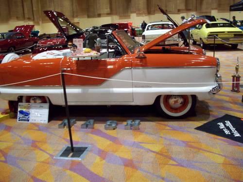 1959 Nash Metropolitan Convertible For Sale (picture 5 of 6)