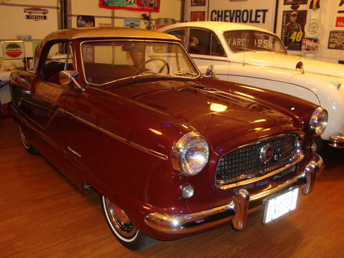 1960 Nash Metropolitan Coupe For Sale (picture 2 of 6)