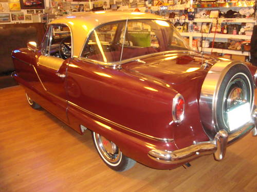 1960 Nash Metropolitan Coupe For Sale (picture 3 of 6)