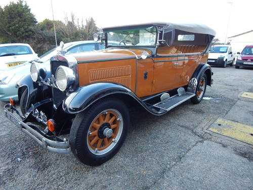 1929 Nash Special 6 Series 430 For Sale (picture 2 of 6)