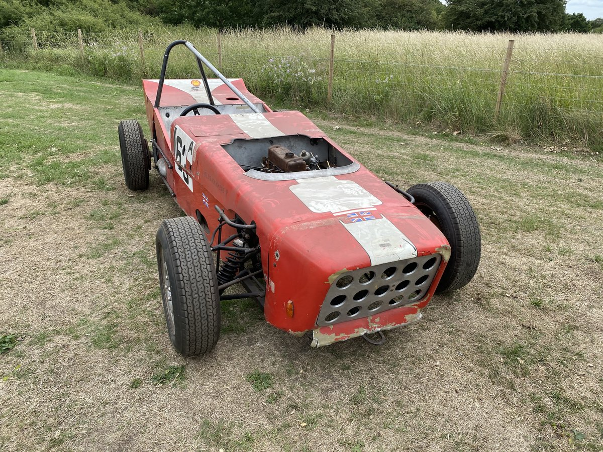 1960s Nike Historic Race Car ( Hell's Hammers 5) For Sale (picture 1 of 6)