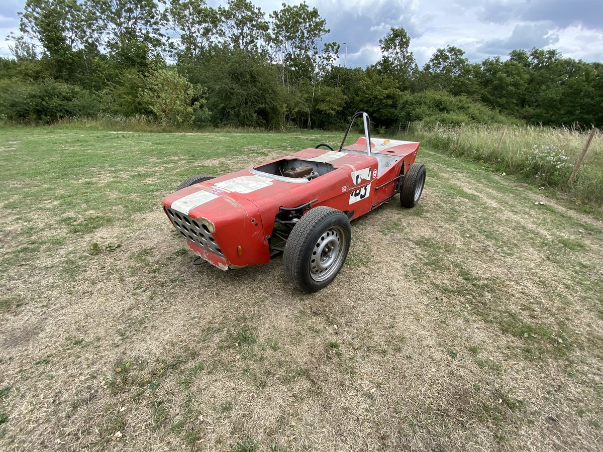1960s Nike Historic Race Car ( Hell's Hammers 5) For Sale (picture 2 of 6)