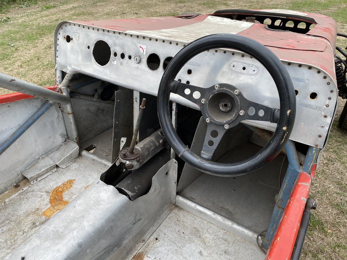 1960s Nike Historic Race Car ( Hell's Hammers 5) For Sale (picture 3 of 6)