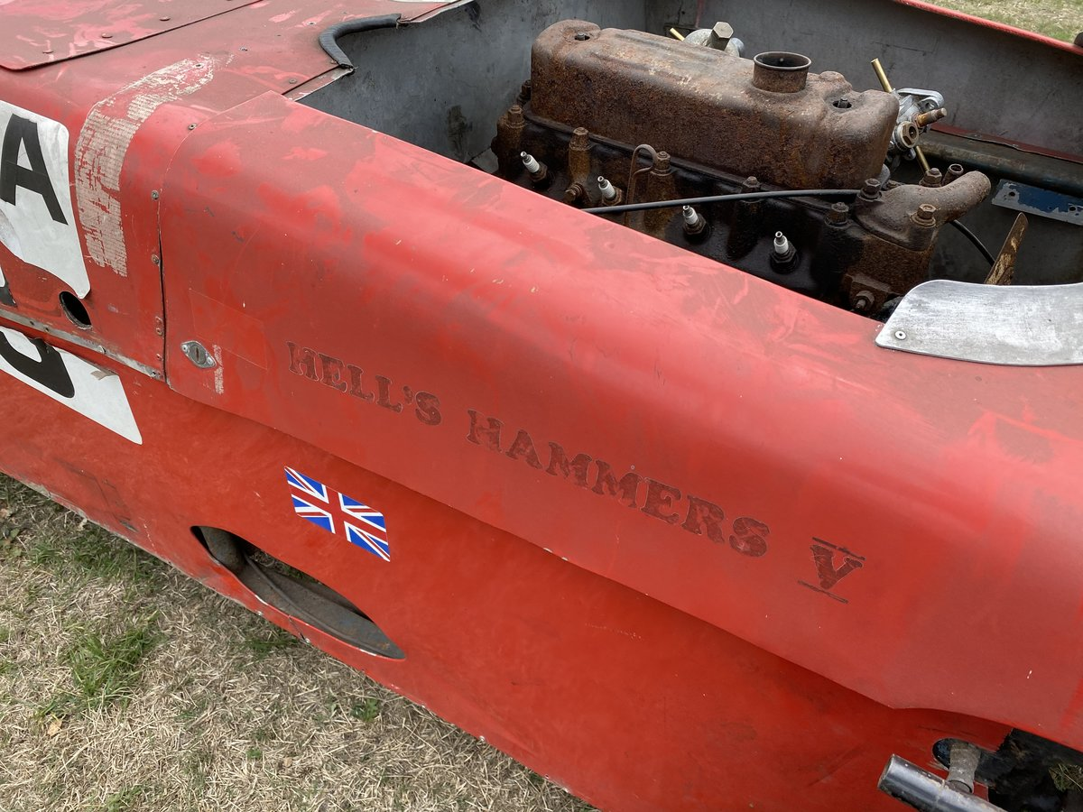 1960s Nike Historic Race Car ( Hell's Hammers 5) For Sale (picture 5 of 6)