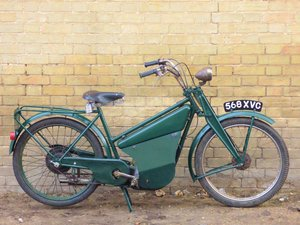 1955 New Hudson Autocycle 98cc For Sale
