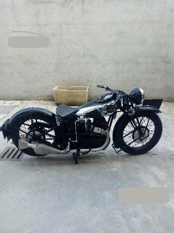 1932 New Hudson 550 cc For Sale (picture 5 of 5)
