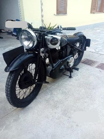 1932 New Hudson 550 cc For Sale (picture 1 of 5)