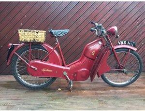 Excellent New Hudson 98cc Autocycle 1956 For Sale