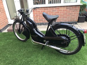 1956 new hudson autocycle