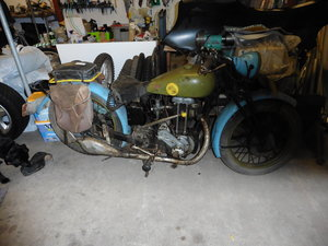 New Hudson 500 OHV 1930 For Sale