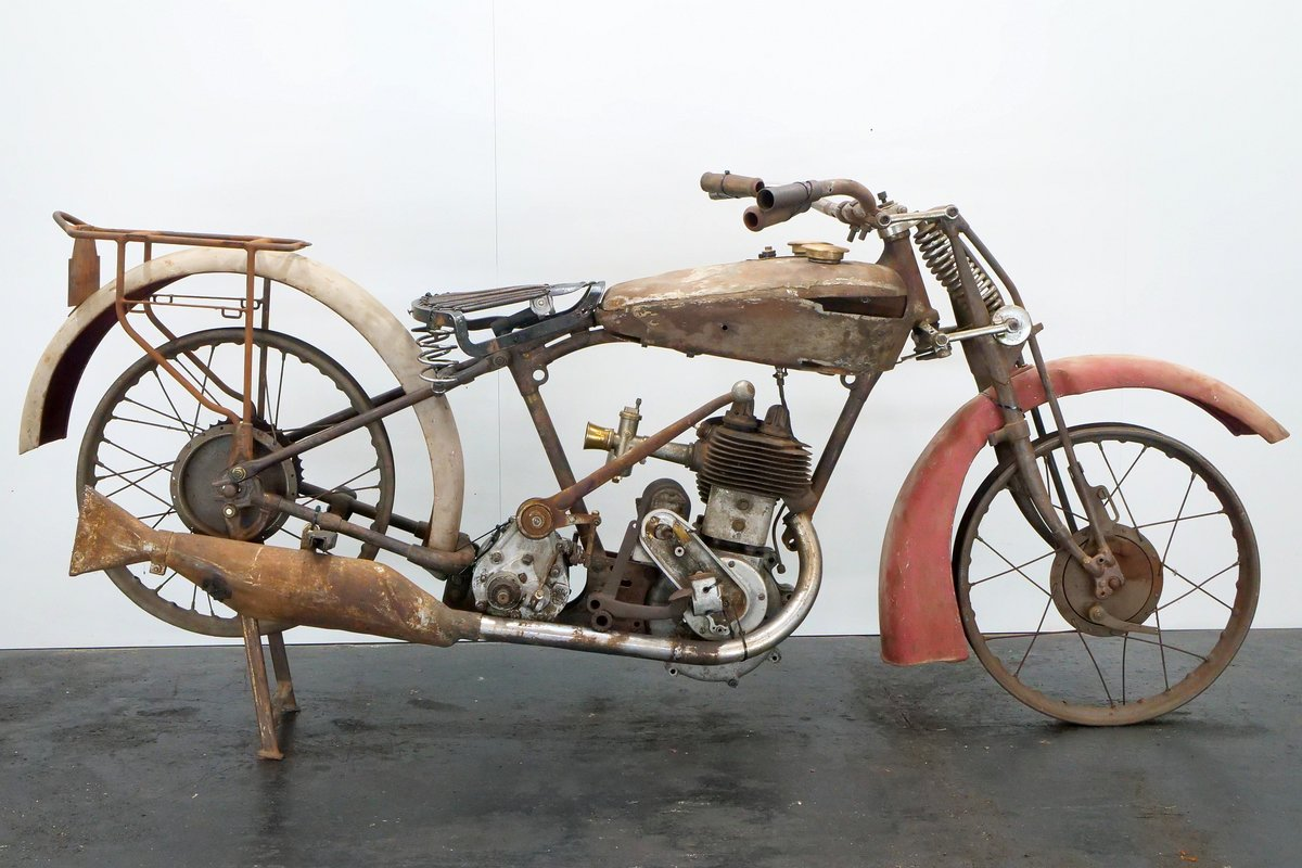 New Hudson Model 84 1928 500cc 1 cyl sv For Sale (picture 1 of 6)