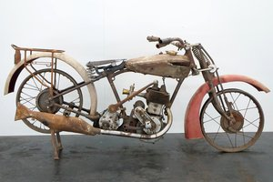 New Hudson Model 84 1928 500cc 1 cyl sv
