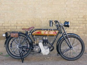 Picture of 1912 New Hudson Model IIIB 3½ - 4hp 500cc SOLD