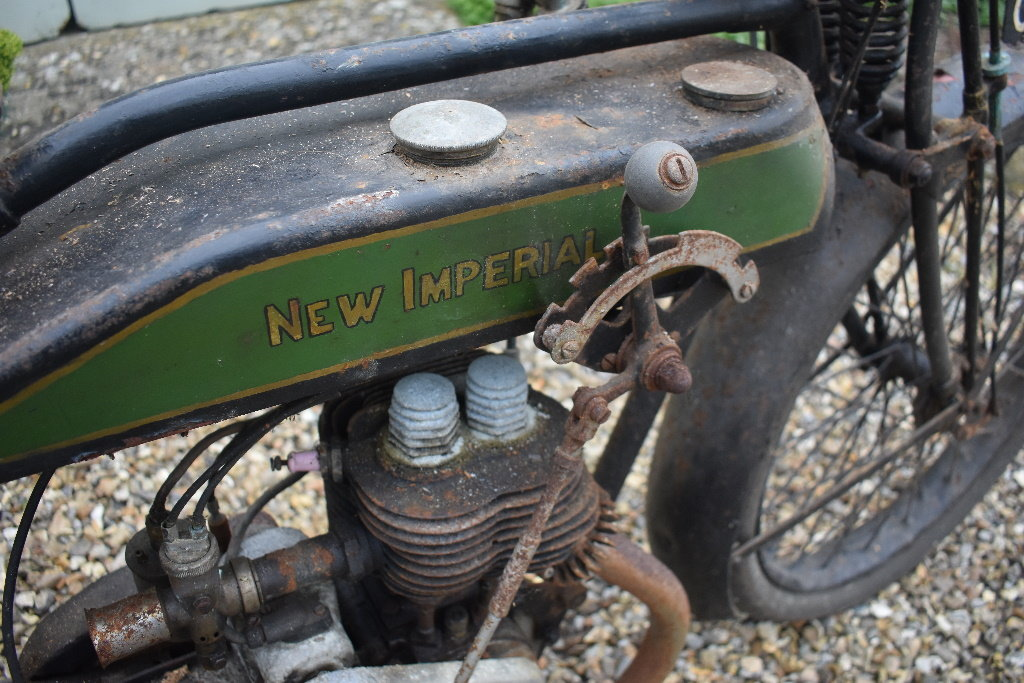 1927 New Imperial - 06/05/20 SOLD by Auction (picture 2 of 6)