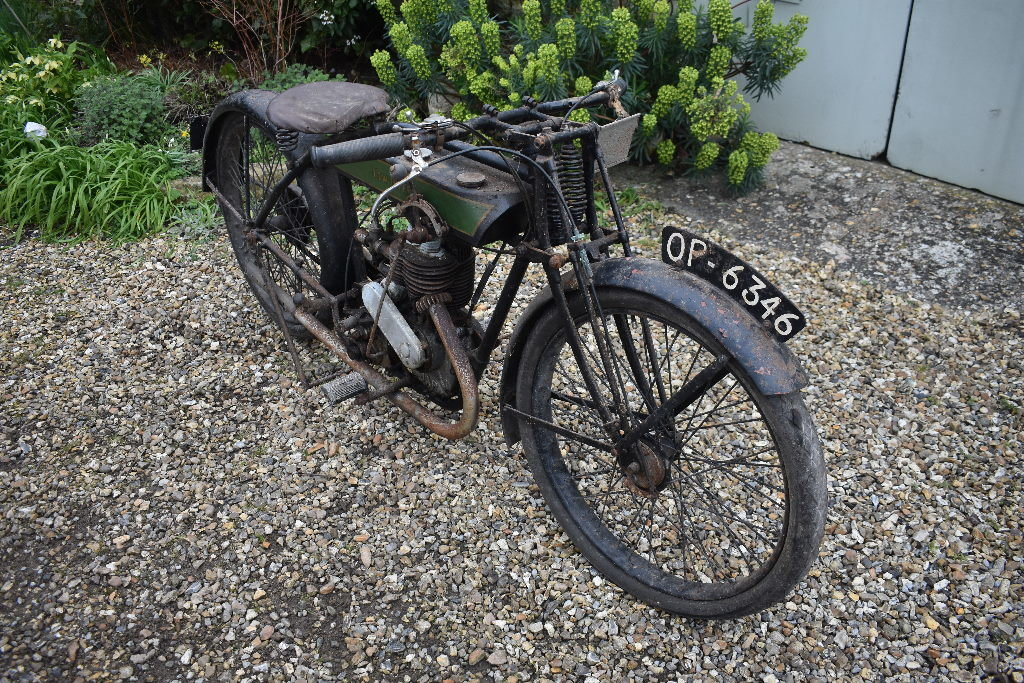 1927 New Imperial - 06/05/20 SOLD by Auction (picture 3 of 6)