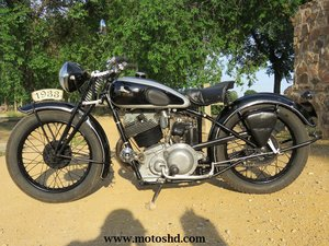 1933 New Imperial 500 from
