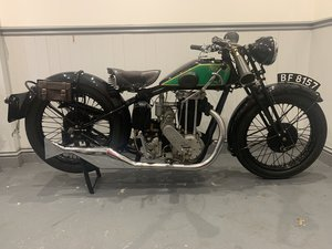 Picture of 1930  New Imperial Model 7B 500cc