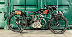 Picture of 1932 New Imperial 148cc Model 23 For Sale by Auction