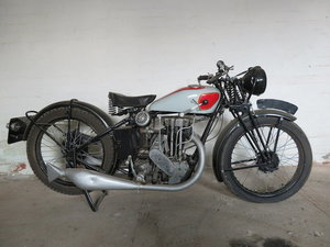 Picture of 1931 New Imperial 245cc Model 9 For Sale by Auction