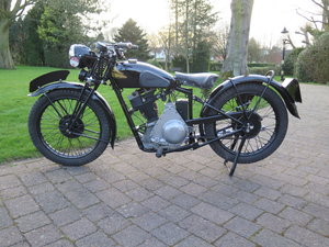 Picture of A 1936 New Imperial Model 30 250cc   - 30/06/2021 For Sale by Auction
