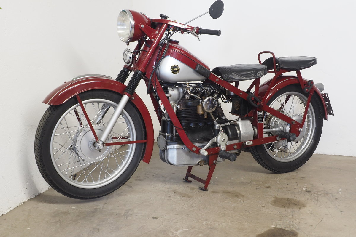 1949 Nimbus 750 SOLD (picture 2 of 6)