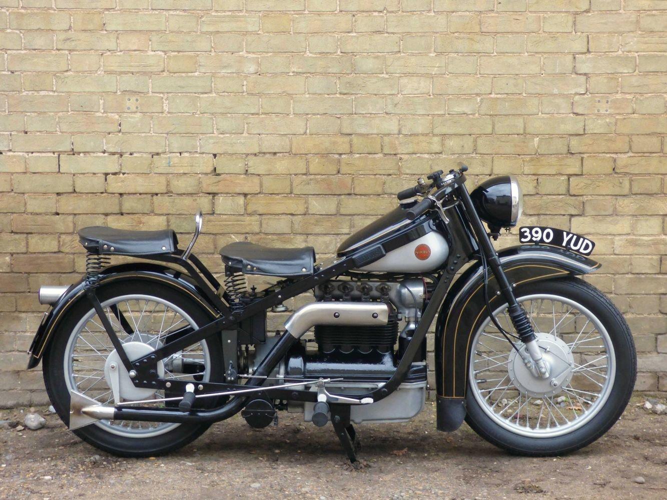 1946 Nimbus Model C 750cc SOLD (picture 1 of 6)