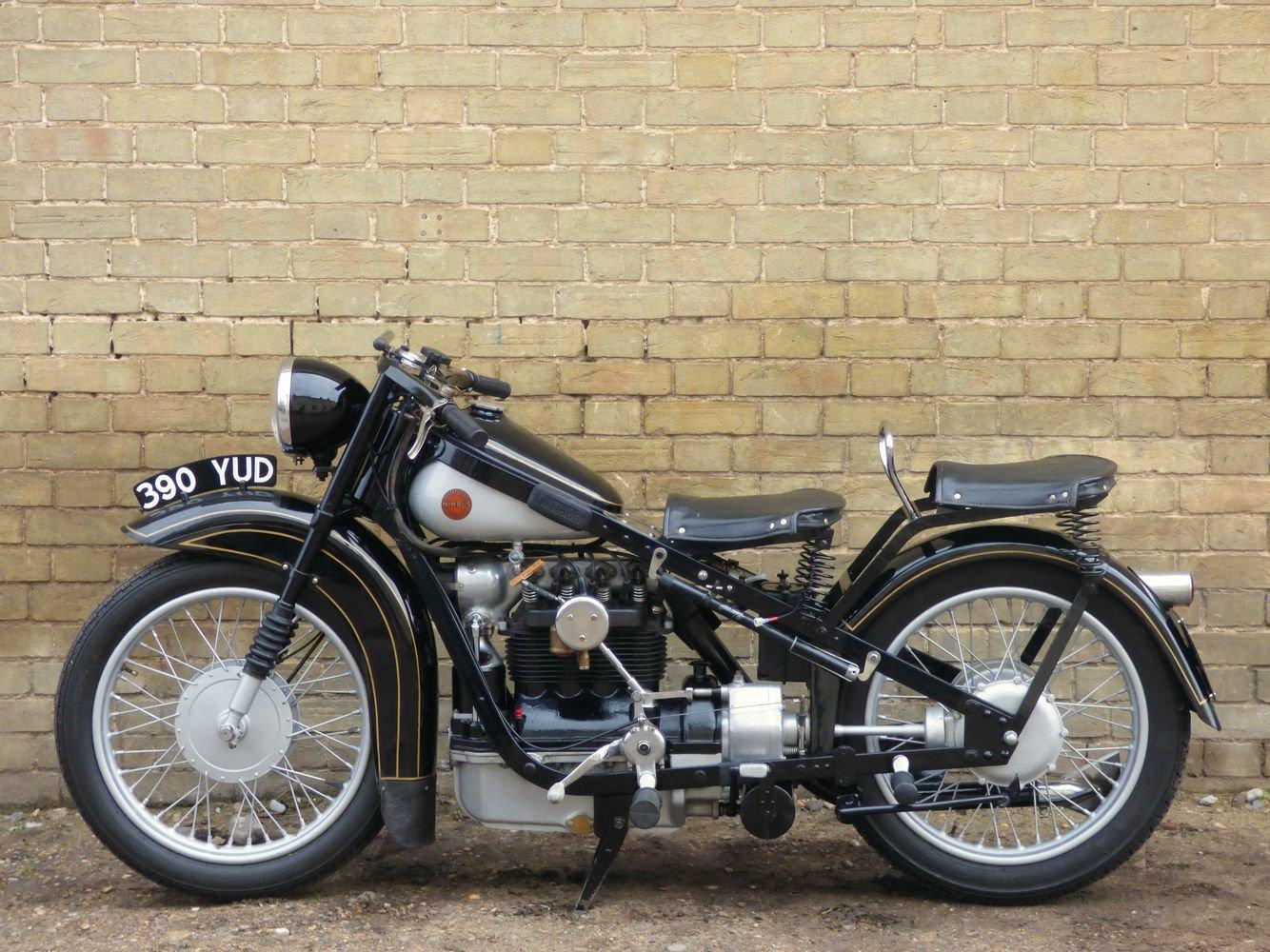 1946 Nimbus Model C 750cc SOLD (picture 2 of 6)