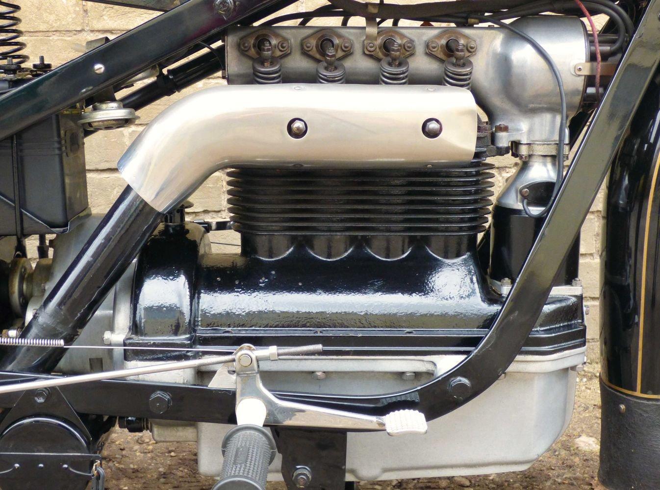 1946 Nimbus Model C 750cc SOLD (picture 3 of 6)