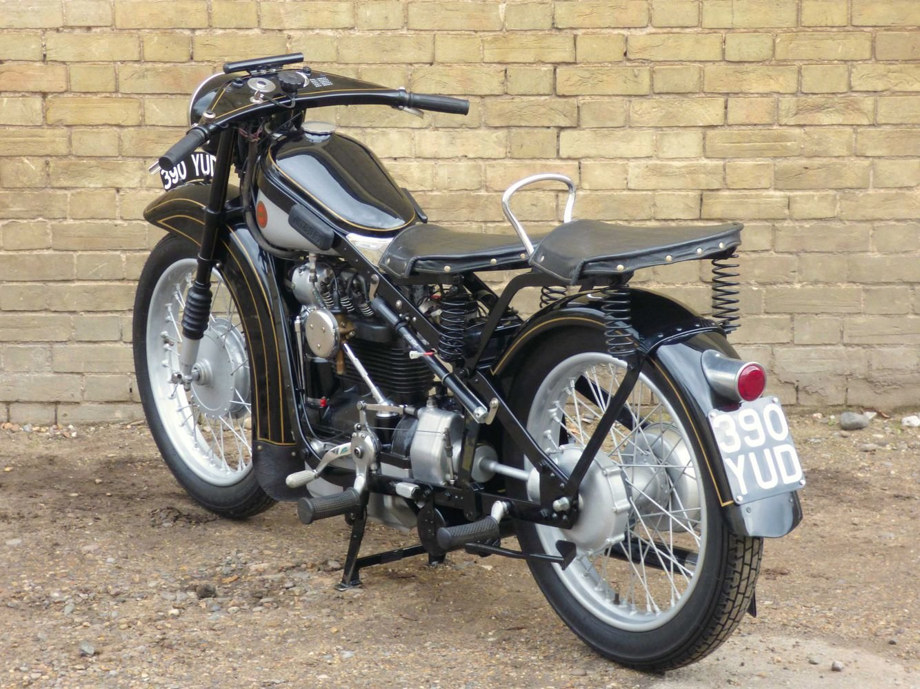 1946 Nimbus Model C 750cc SOLD (picture 5 of 6)