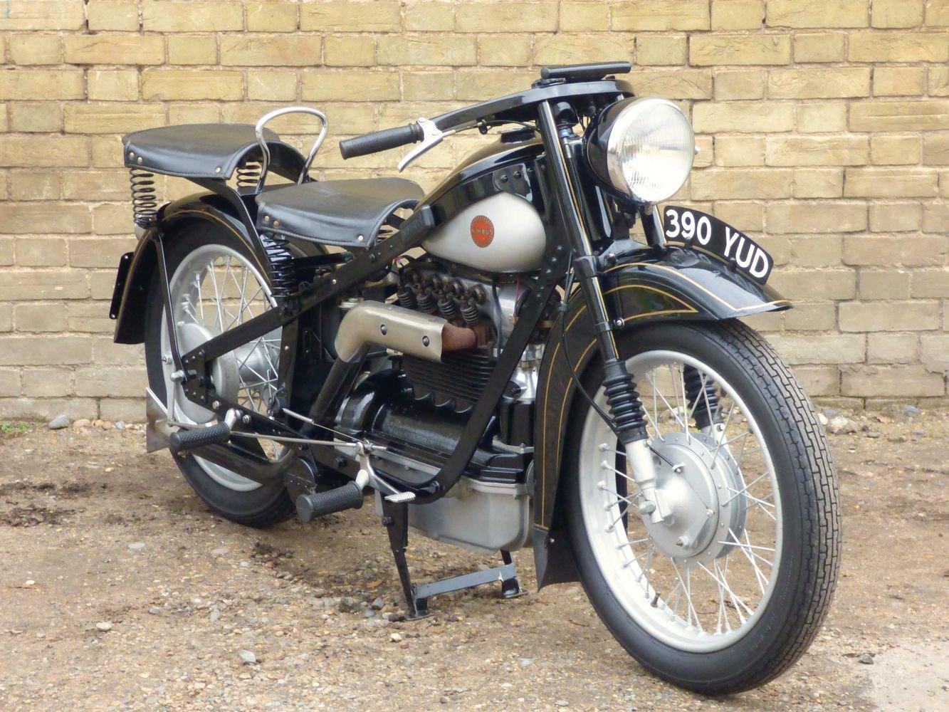 1946 Nimbus Model C 750cc SOLD (picture 6 of 6)