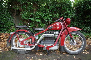 1939 Nimbus 750cc 4 cyl. Matching numbers.