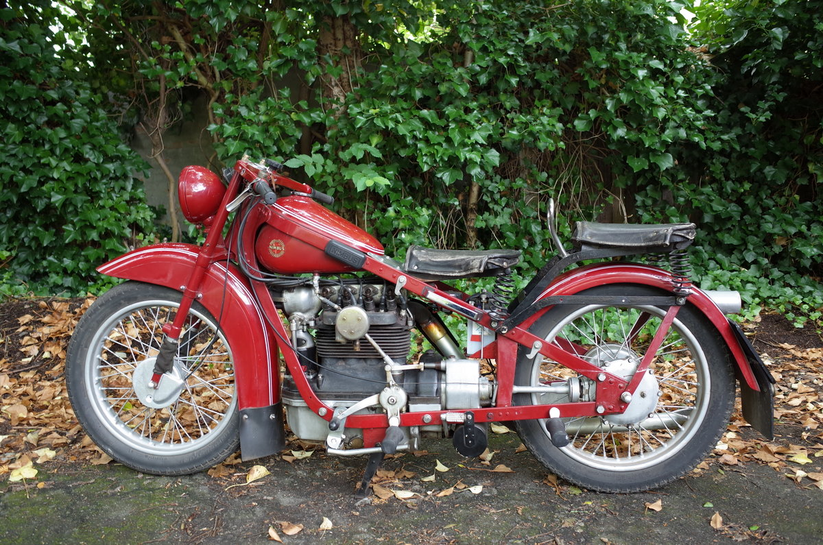 1939 Nimbus 750cc 4 cyl. Matching numbers. For Sale (picture 4 of 6)