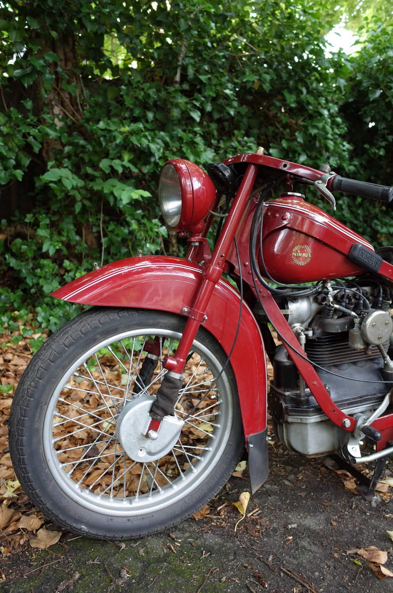 1939 Nimbus 750cc 4 cyl. Matching numbers. For Sale (picture 5 of 6)
