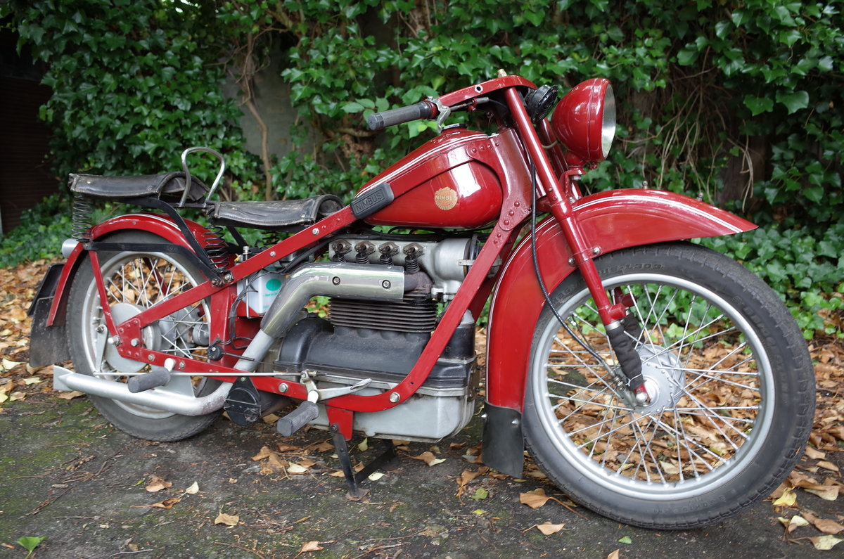 1939 Nimbus 750cc 4 cyl. Matching numbers. For Sale (picture 3 of 6)