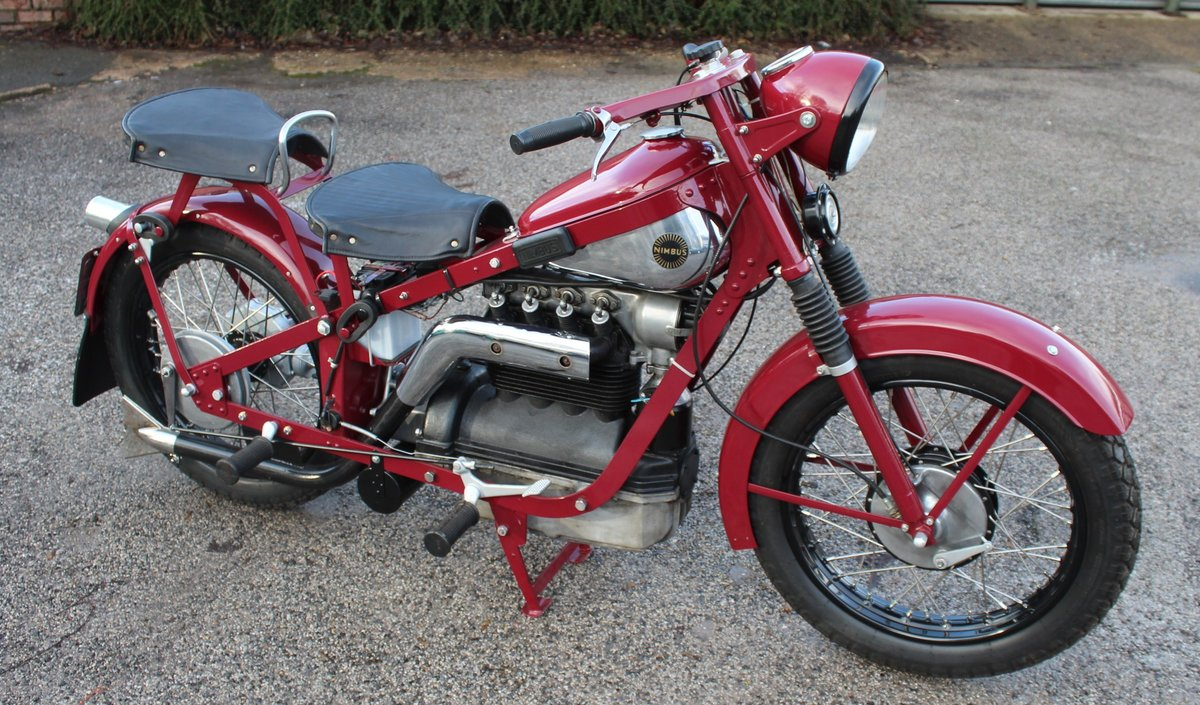 1951 Nimbus 750 cc In Line Four Restored  EXCELLENT SOLD (picture 10 of 26)
