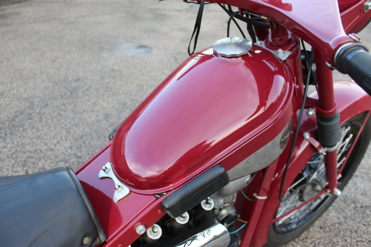 1951 Nimbus 750 cc In Line Four Restored  EXCELLENT SOLD (picture 11 of 26)
