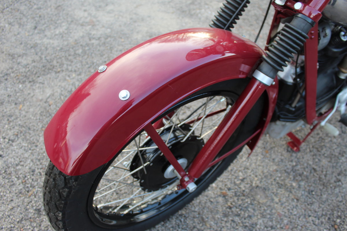 1951 Nimbus 750 cc In Line Four Restored  EXCELLENT SOLD (picture 12 of 26)