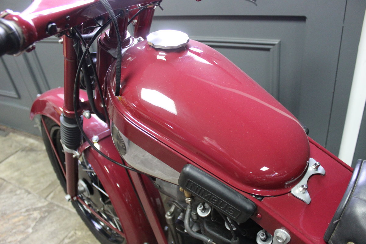1951 Nimbus 750 cc In Line Four Restored  EXCELLENT SOLD (picture 26 of 26)