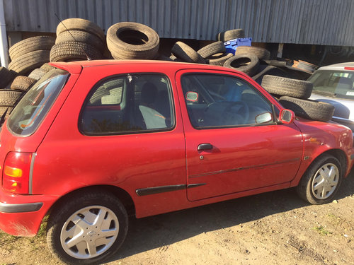 2000 nissan micra k11 wanted wanted car and classic. Black Bedroom Furniture Sets. Home Design Ideas