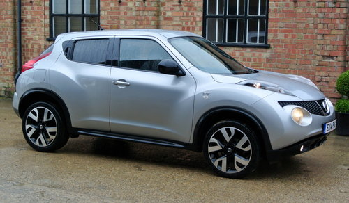 Nissan Juke 1.5dCi 110ps N Tec 2014 For Sale (picture 1 of 6)