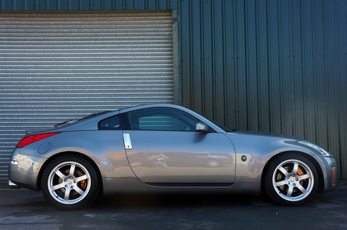 2007 Nissan 350z 3.5 V6 GT 313 Coupe, GT Spec, 72K, FSH, Superb. SOLD (picture 2 of 6)
