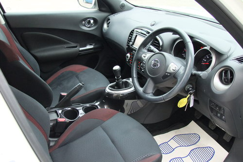 2014 NISSAN JUKE 1.5 DCI N-TEC 5DR SOLD (picture 6 of 6)