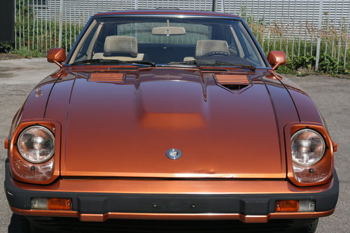 1982 Nissan 280 ZXT Datsun For Sale (picture 2 of 6)