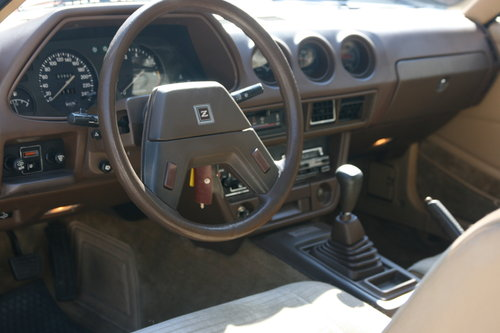 1982 Nissan 280 ZXT Datsun For Sale (picture 4 of 6)