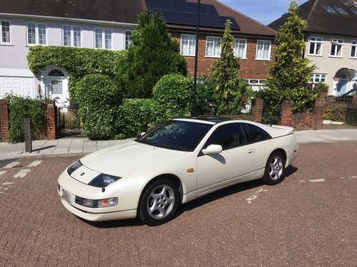 Nissan 300ZX Automatic non turbo 1994 One Owner Low Miles  SOLD (picture 1 of 6)