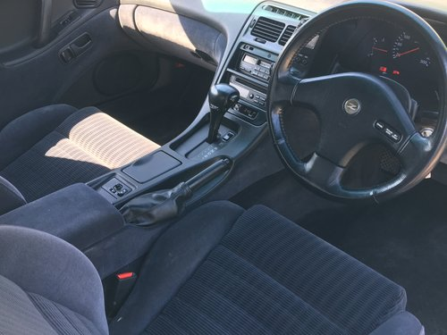 Nissan 300ZX Automatic non turbo 1994 One Owner Low Miles  SOLD (picture 5 of 6)