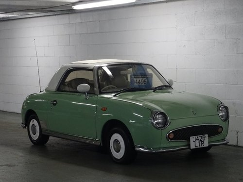 1991 Nissan Figaro null 2dr 1.0 CONVERTIBLE For Sale (picture 1 of 6)