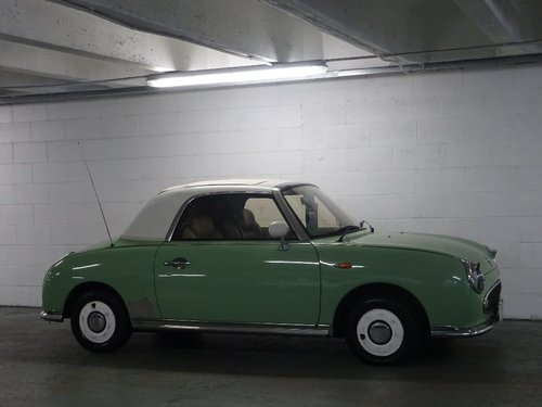 1991 Nissan Figaro null 2dr 1.0 CONVERTIBLE For Sale (picture 2 of 6)