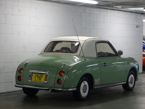 1991 Nissan Figaro null 2dr 1.0 CONVERTIBLE For Sale (picture 3 of 6)