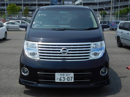 2005 Nissan Elgrand Highway Star 3.5i V6 Auto For Sale (picture 2 of 6)